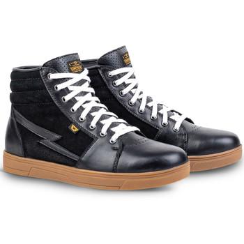 Cortech Slayer Riding Shoes - Black/Gum