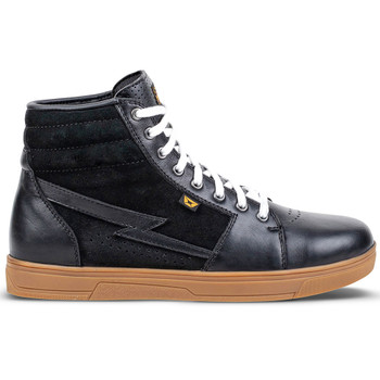 Cortech Slayer Riding Shoes - Black/Gum