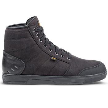 Cortech Freshmen Riding Shoes - Black/Black