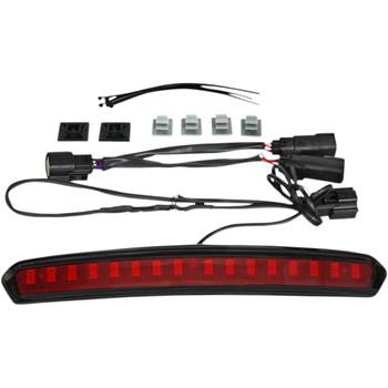 Custom Dynamics High Mount Tour Pak LED Light for 2014-2020 Harley Touring - Black