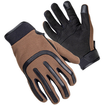 Cortech Brodie Moto Style Gloves - Brown
