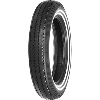 Shinko Classic 240 Double White Wall Front/Rear Tire - MT90-16