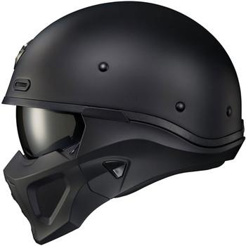 Scorpion Covert X Helmet - Matte Black
