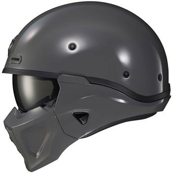 Scorpion Covert X Helmet - Cement Grey
