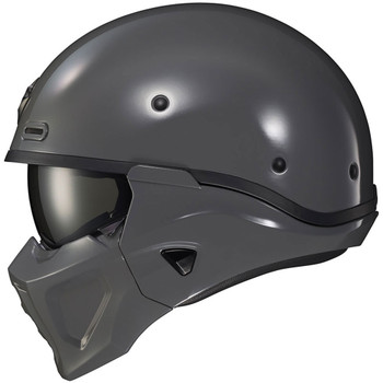 Scorpion Covert X Helmet - Cement Grey