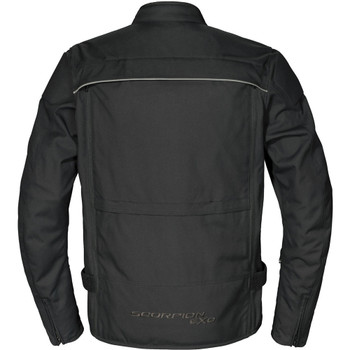 Scorpion Stealthpack Jacket - Black