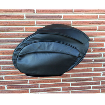 Leather Pros Retro Series V3 Saddlebags for Harley Sportster