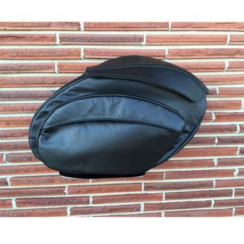 Leather Pros Retro Series V3 Saddlebags for Harley Sportster