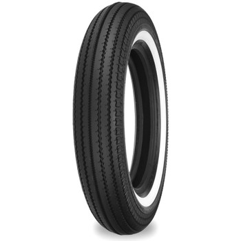Shinko Super Classic 270 White Wall Front Tire - 3.00-21