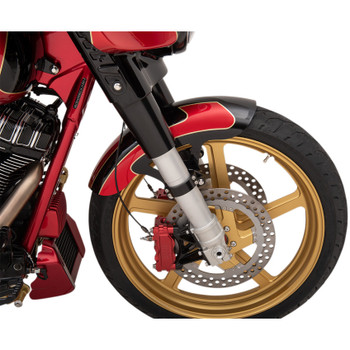 """Arlen Ness Pro Short 21"""" Front Fender for 2014-2020 Harley Touring"""