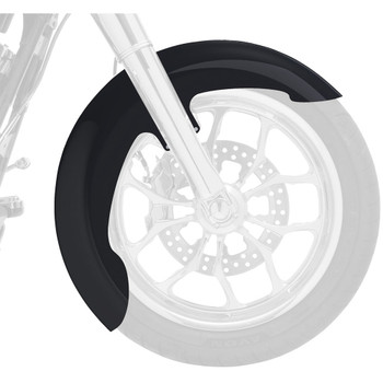 Klock Werks Pierce Hugger Series Front Fender for 2014-2020 Harley Touring