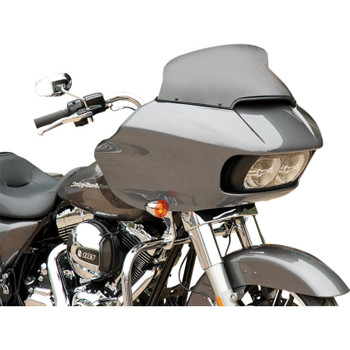 "Memphis Shades 6.5"" Spoiler Windshield for 2015-2020 Harley Road Glide - Dark Smoke"
