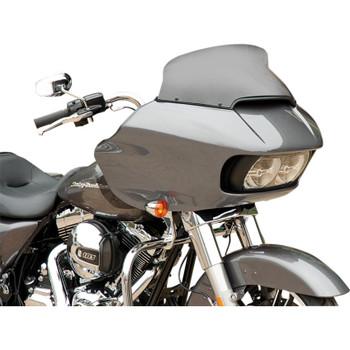 "Memphis Shades 6.5"" Spoiler Windshield for 2015-2020 Harley Road Glide - Dark Smoke"