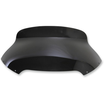 "Memphis Shades 8.5"" Spoiler Windshield for 2015-2020 Harley Road Glide - Dark Smoke"