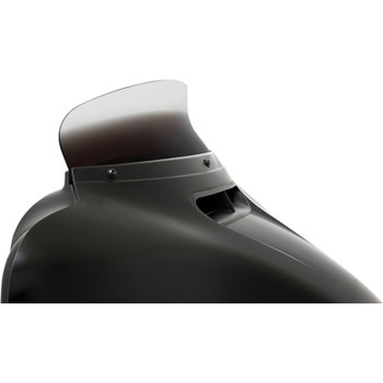 """Memphis Shades 4.5"""" Spoiler Windshield for 2014-2020 Harley Touring - Ghost"""