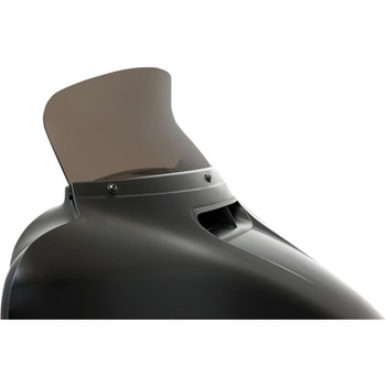 """Memphis Shades 6.5"""" Spoiler Windshield for 2014-2020 Harley Touring - Smoke"""