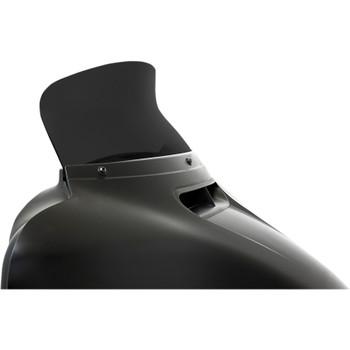"Memphis Shades 6.5"" Spoiler Windshield for 2014-2020 Harley Touring - Dark Smoke"