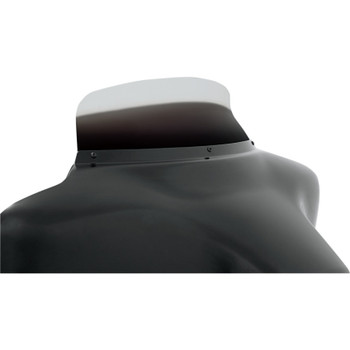 """Memphis Shades 5"""" Spoiler Windshield for 1996-2013 Harley Touring - Ghost"""