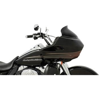 "Memphis Shades 5.5"" Spoiler Windshield for 1998-2013 Harley Road Glide - Black"