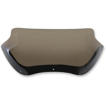 """Memphis Shades 6.5"""" Spoiler Windshield for 1998-2013 Harley Road Glide - Smoke"""
