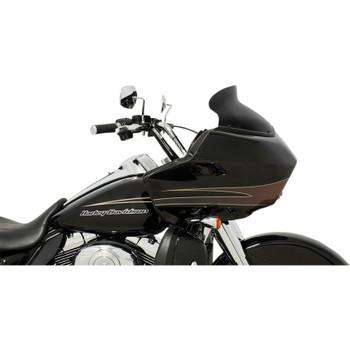 "Memphis Shades 6.5"" Spoiler Windshield for 1998-2013 Harley Road Glide - Black"