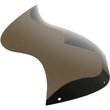 "Memphis Shades 10"" Spoiler Windshield for 1998-2013 Harley Road Glide - Smoke"