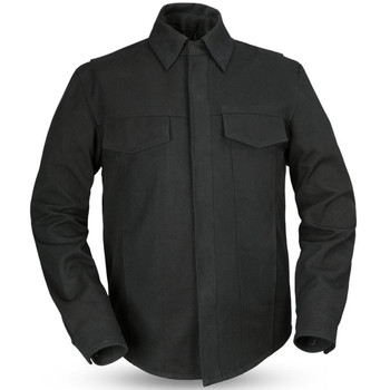 First Mfg. Mercer Canvas Riding Shirt