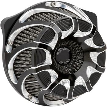 Arlen Ness Inverted Sucker 10-Gauge Black Air Cleaner Kit 18-947