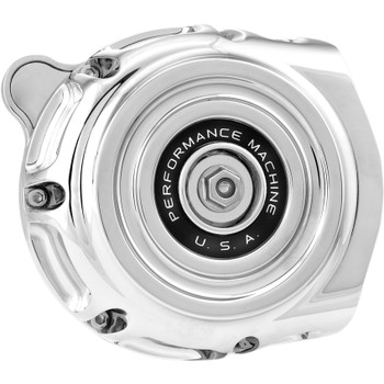 Performance Machine Vintage Air Cleaner for 1991-2020 Harley Sportster - Chrome