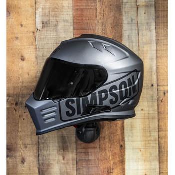 Simpson Ghost Bandit Helmet - Logo