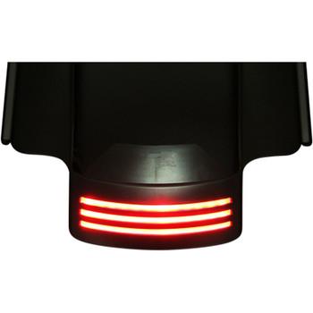 Custom Dynamics Probeam Dual Intensity LED Tribar for 2014-2020 Harley Touring - Smoke