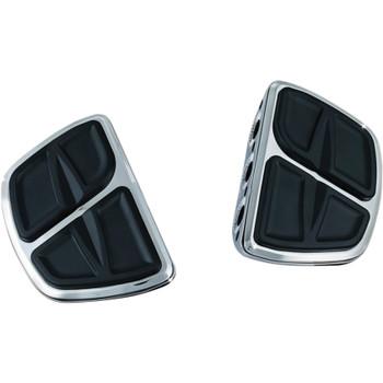 Kuryakyn Kinetic Mini Boards Foot Pegs - Chrome