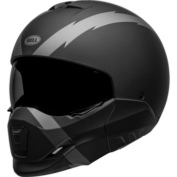 Bell Broozer Helmet - Arc Matte Black/Gray
