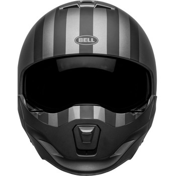 Bell Broozer Helmet - Free Ride Matte Gray/Black
