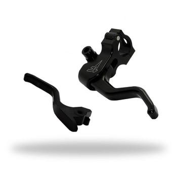Drag Specialties Chrome Lever Set Pair Clutch Hand Brake Harley Sportster 04-13
