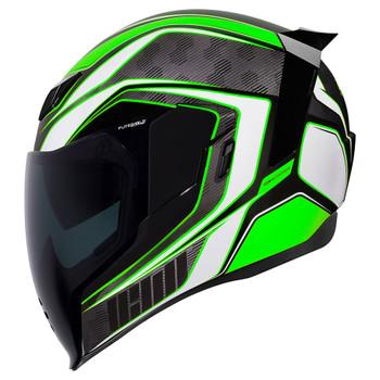 Icon Airflite Helmet - Raceflite Green