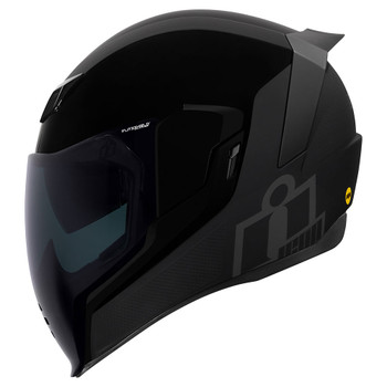 Icon Airflite Helmet - Stealth Black MIPS