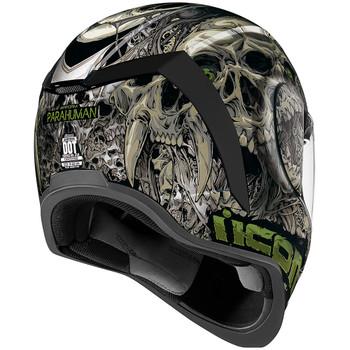 Icon Airform Helmet - Parahuman Black