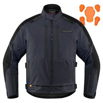 Icon Raiden Jacket - Blue