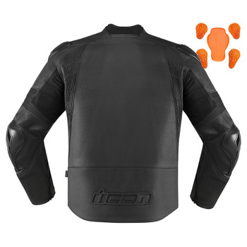 Icon Hypersport2 Prime Jacket - Black