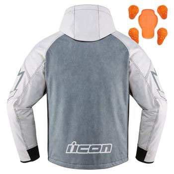 Icon Merc HS Jacket