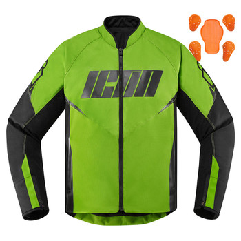Icon Hooligan Jacket - Green