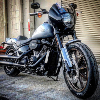 Bung King High Bar Crash Bar for 2018-Up Harley Softail