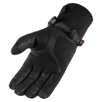 Icon Raiden Gloves - Black