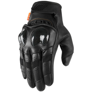 Icon Contra 2 Gloves - Black