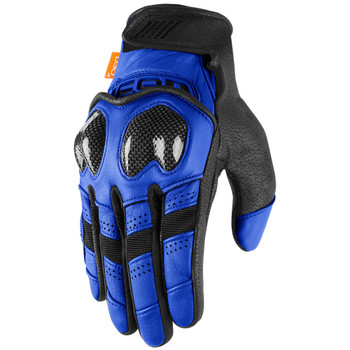 Icon Contra 2 Gloves - Blue