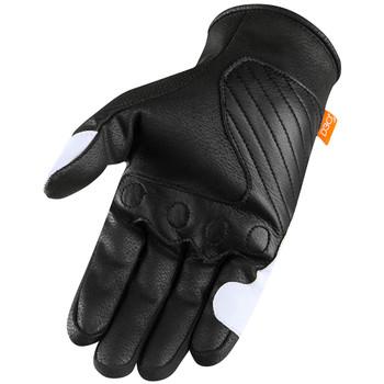 Icon Contra 2 Gloves - White