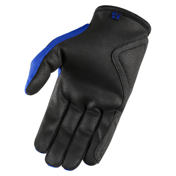 Icon Hooligan Gloves - Blue