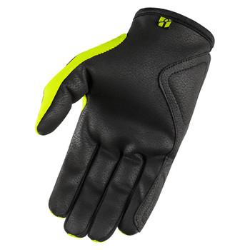Icon Hooligan Gloves - Hi-Viz