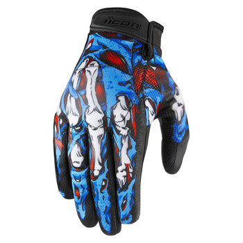 Icon Hooligan Gloves - Subdermal